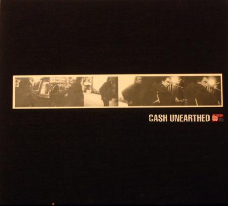 Johnny Cash - Unearthed