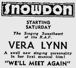 Uit de Montreal Gazette van 2 juli 1943