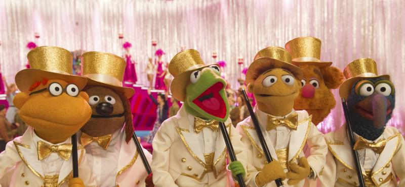 Muppets Most Wanted: We're doing a sequel