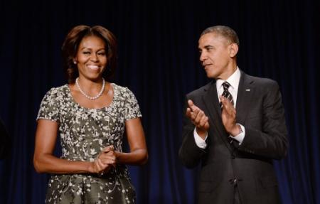 Obama's herdenken emancipatie zwarte leerling