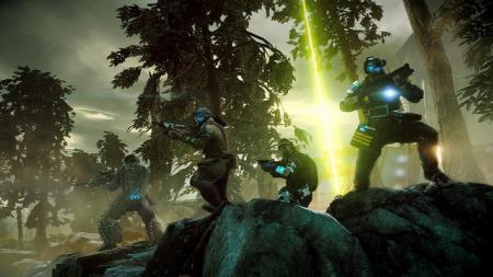 Killzone Shadow Fall Intercept