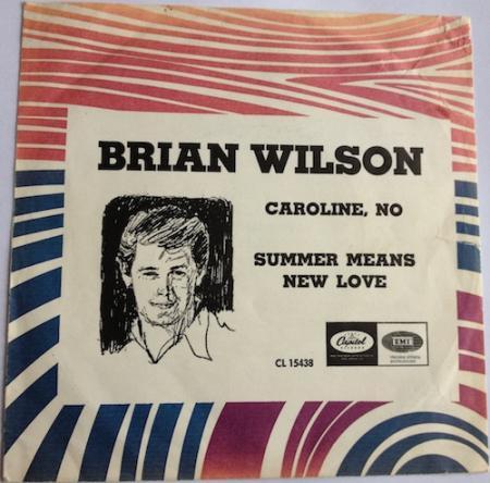 Brian Wilson - Caroline No