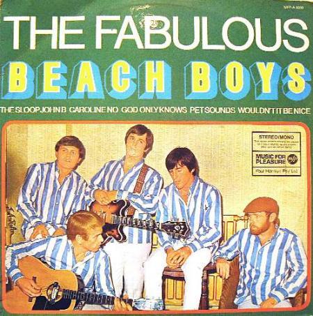 The Fabulous Beach Boys