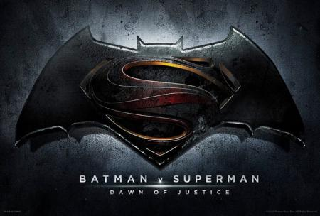 Logo Batman v Superman: Dawn of Justice