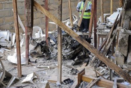 Zelfmoordaanslag op voetbalfans in Nigeria