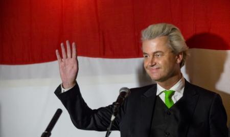 Wilders blij met uitslag