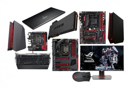 Republic of Gaming 2014 hardware