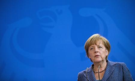Merkel suggereert Lagarde voor post Barroso