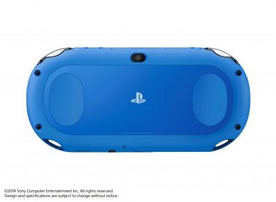 PS Vita Blauw