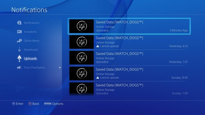 Savegame Watch_Dogs