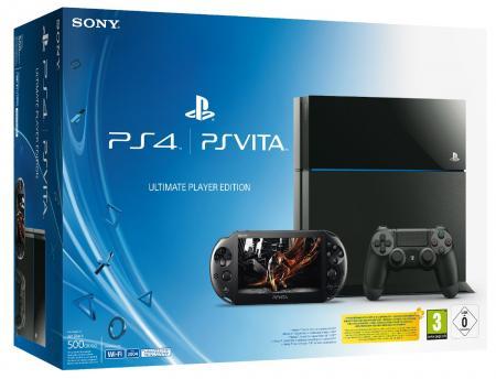 PS4 + Vita bundel
