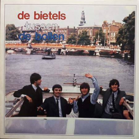 De Bietels Tussen de Bollen (Fanclub Elpee 1984)