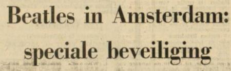 Uit de Leeuwarder Courant van 3 juni 1964