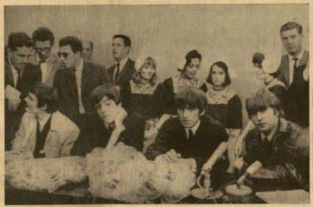 Uit de Leeuwarder Courant van 6 juni 1964