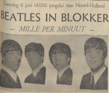 Uit het Limburgsch dagblad van 2 juni 1964