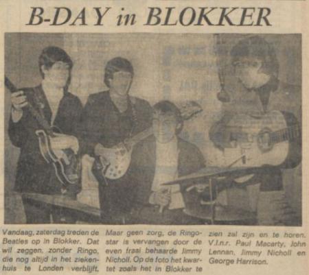Uit het Limburgsch dagblad van 6 juni 1964