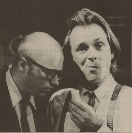 Edmondson en Mayall in Bottom