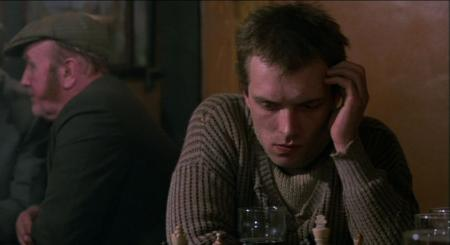 Rik Mayall in An American Werewolf in London
