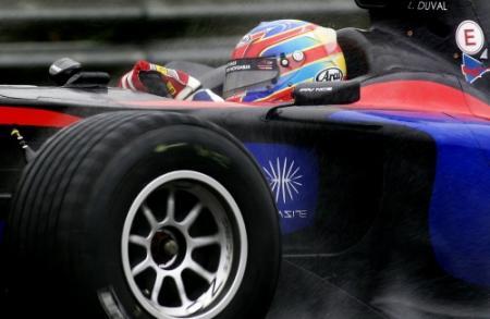 Startverbod Duval voor Le Mans