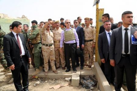 Iran schiet Irak te hulp tegen terrorisme