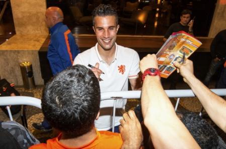 'Oranjekoorts neemt toe na zege op Spanje'