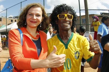 Zorgafspraken tussen Brazilië en Nederland