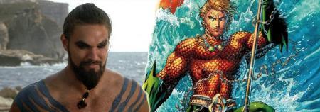 Mamoa als Aquaman