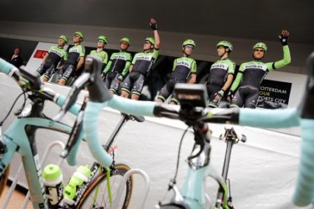 Belkin stopt eind 2014 sponsoring wielerploeg