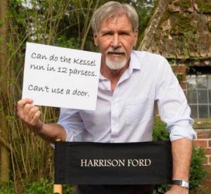 Harrison Ford gewond