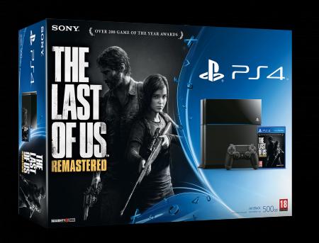 The Last of Us Remastered PlayStation 4 bundel