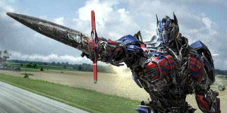 Transformers: Age of Extinction: Optimus Prime