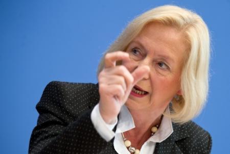 Duitse minister schrijft brief vol taalfouten