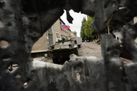 Separatisten van Slovjansk naar Donetsk