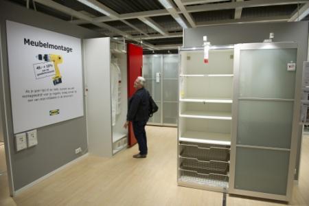 Verstoppertje spelen in Ikea in België
