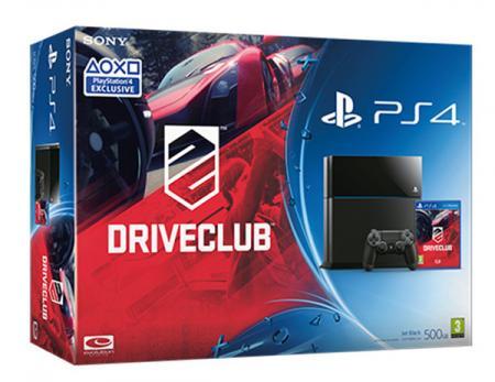 Bundel DriveClub