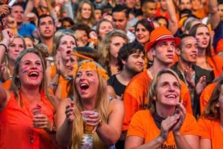 Ruim 12 miljoen zagen verlies Oranje bij NOS