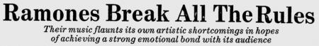 Uit de Sarasota Herald-Tribune van 29 augustus 1976