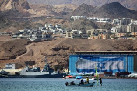 Raketaanval op toeristenplaats Eilat Israël