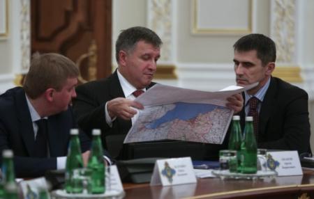 Oekraïne ontslaat 600 politieagenten Donetsk