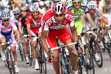 Juan Mauricio Soler, die de revelatie van de Tour van 2007 werd (PRO SHOTS/Tim de Waele)