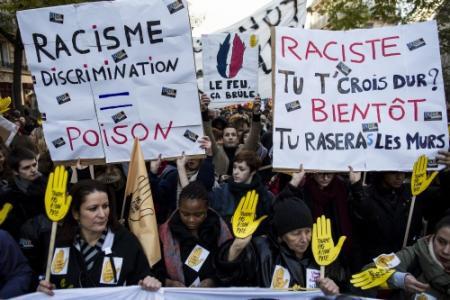 Celstraf voor aap-vergelijking Frankrijk