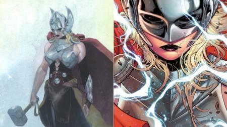 Nieuwe Thor is een vrouw