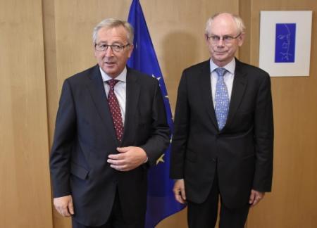 EU-leiders bijeen over topbanen