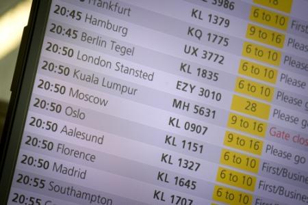Eurocontrol: luchtruim Oost-Oekraïne dicht