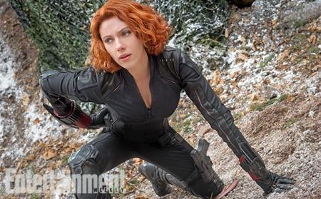Avengers: Age of Ultron: Black Widow