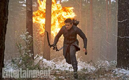 Avengers: Age of Ultron: Hawkeye