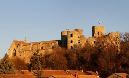 Het schitterende, eeuwenoude kasteel bij Tallard (Foto: WikiCommons/Nev1)