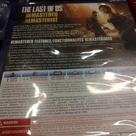 The Last of Us Package