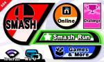 Smash Bros Menu 3DS