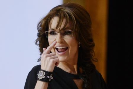 Sarah Palin begint onlinenieuwszender